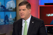 Mayor Walsh: Our community is fearful