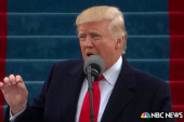 Trump: 'There is no room for prejudice'