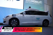 Self-driving cars to hit the road this month