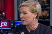 Planned Parenthood leader: We've never...