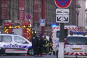 Officials: Motive of Paris machete attack...
