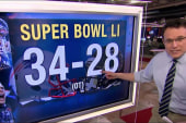 Patriots make Super Bowl history in...