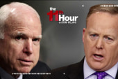 Sen. McCain clashes with White House over...