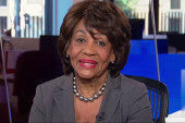 Rep. Maxine Waters takes down Trump