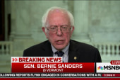 Sanders: Flynn damaged himself in 'serious...
