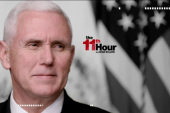 Source: Pence kept in the dark due to...