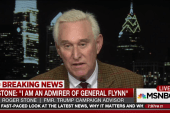 Roger Stone: I have no contacts in Russia
