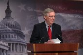 McConnell Asked About Pence, Russian...