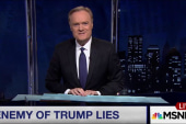 Lawrence on 'the enemy of Trump lies'