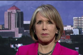 Rep. Grisham: Left ICE meeting 'distressed...