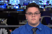 Transgender teen at heart of SCOTUS case...