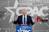 What will Trump say at CPAC? Let's look at...