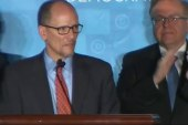 DNC selects Tom Perez as new chair