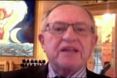 Dershowitz: Dems 'Dead Wrong' to Call For...