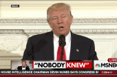 Trump: 'Nobody knew' health care so...