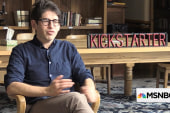 Kickstarter is disrupting the way funders...