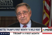 Fmr. CIA boss Panetta: I worry about ...