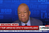 Cummings: Trump-Russia contact revelations...