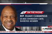 Rep. Cummings: Sessions report is ...