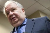 Russian ambassador 'experienced' at...