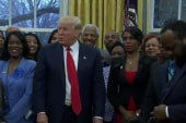 Did Trump exploit HBCU presidents for...