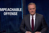 Lawrence on Trump: Lies can be impeachable...