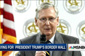 McConnell on Mexico paying for wall: 'Uh, no'