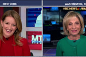 Andrea Mitchell: State Dept. Message is...