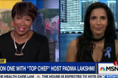 'Top Chef' host talks Trump Resistance