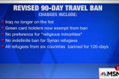 A look into the revised travel ban