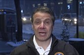 New York Governor: No reason to be on the...