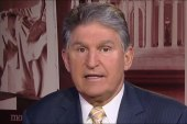 Manchin: People will know who took away...