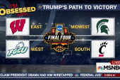 Chuck Todd's Funky Final Four Matchups