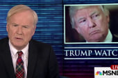 Chris: Trump is making up claims that have...