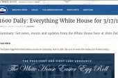 White House's Cardinal Sin: Highlighting a...