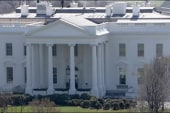 White House on security lockdown