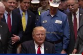 Trump agenda hits coal country