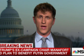 AP Reporter: Paul Manafort worked for...