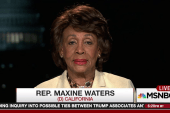 Maxine Waters: 'I cannot be intimidated'