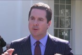 Could House Intel Chairman Nunes be...