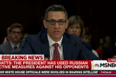 Trump actions boosted Russian effectiveness