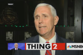 Mike Pence used private email as governor