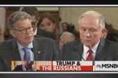 Sen. Franken: AG Sessions 'perjured himself'
