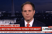 Jeremy Bash: If White House is a runaway...