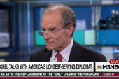 Seasoned diplomat: West at lowest since 1930s