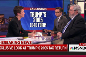 What Donald Trump's 2005 tax returns say