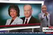 Rev. Sharpton tells Bill O'Reilly: I gotcha!