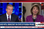 Rep. Speier on Russia investigation: Some...