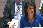 Haley on Syrian attack: 'We cannot close...