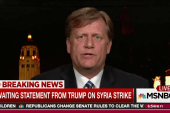 Strike puts Assad, Russia on notice